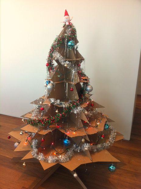 Christmas Cardboard