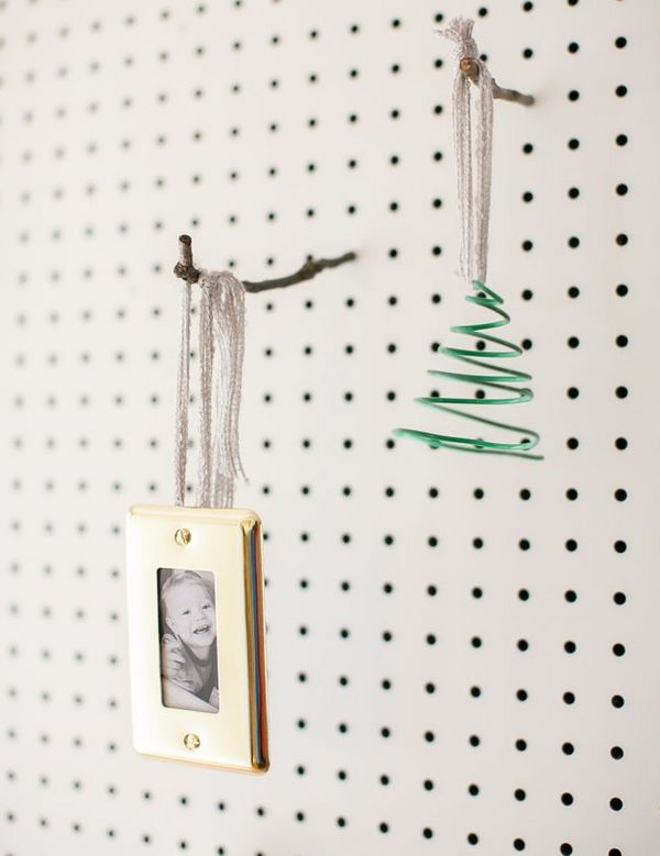 3 DIY Hardware Store Ornaments | Henry Happened