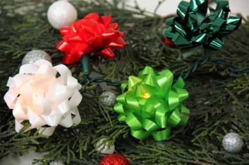 led彩灯制作方法_炫彩的圣诞节LED灯串装饰DIY制作方法图解╭★肉丁网