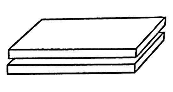 教你如何画书一摞书的画法简笔画教程 肉丁儿童网