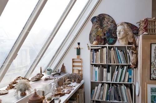 创意百岁照图片_雕刻时光 百岁德国女画家Gisèle d'Ailly的家╭★肉丁网