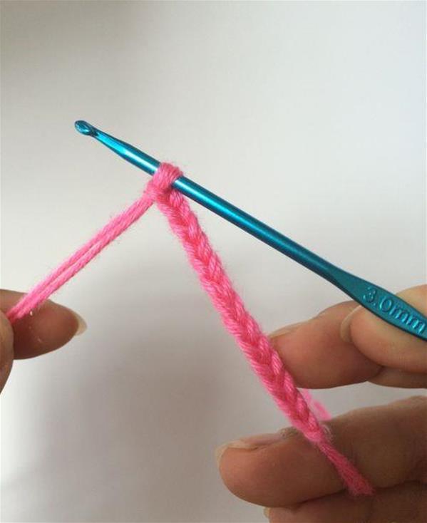 用棒针编织宝宝毛线鞋教程