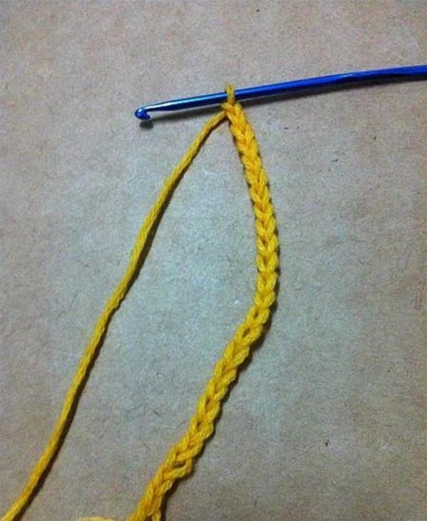 怎么用钩针编织香包口袋包的方法