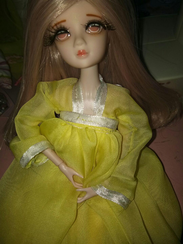 给芭比娃娃做裙子大全襦裙制作教程╭