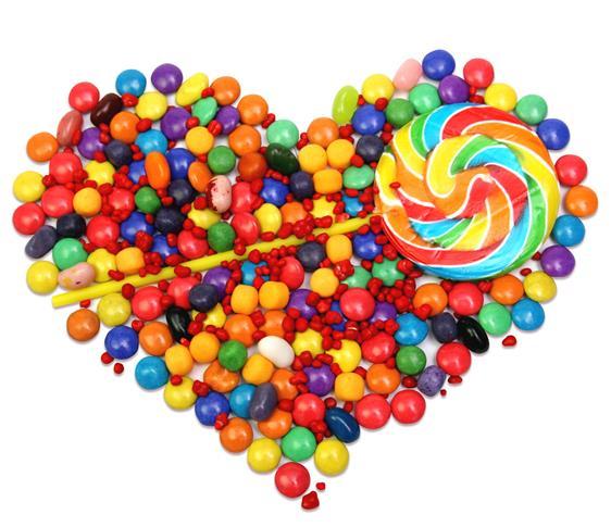 糖果_各种可爱唯美糖果图片 各种甜╭★肉丁网