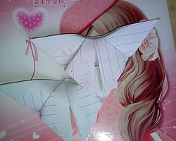 摺紙作品 蝴蝶非簡單摺紙步驟