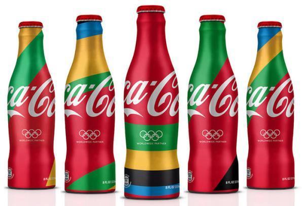 可口可乐瓶包装图片_经典包装案例 可口可乐瓶的进化史╭★肉丁网
